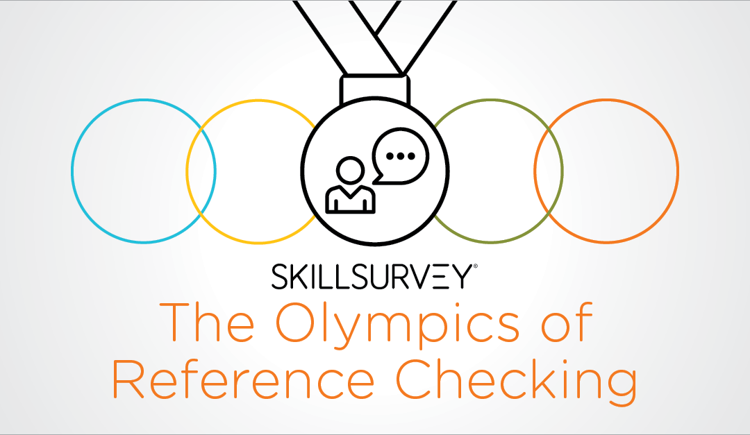 Reference Checking: The Secret to Finding Your First Gold Medal Candidate