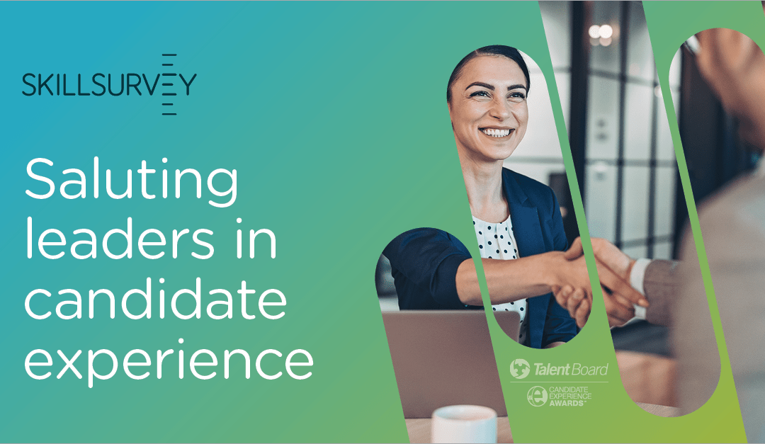 Great Candidate Experience. What Does it Take to be a CandE Winner?